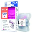 CARTUCCIA MAGENTA PER PRINT C/BROTHER LC980C LC1100C 12ml