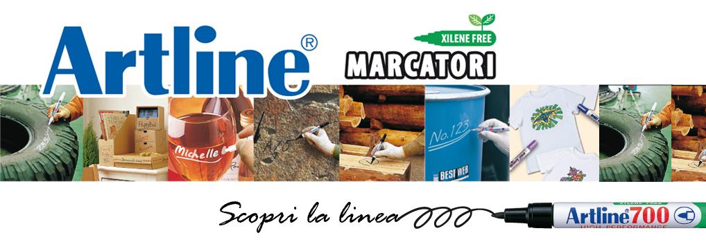 Marcatori Artline
