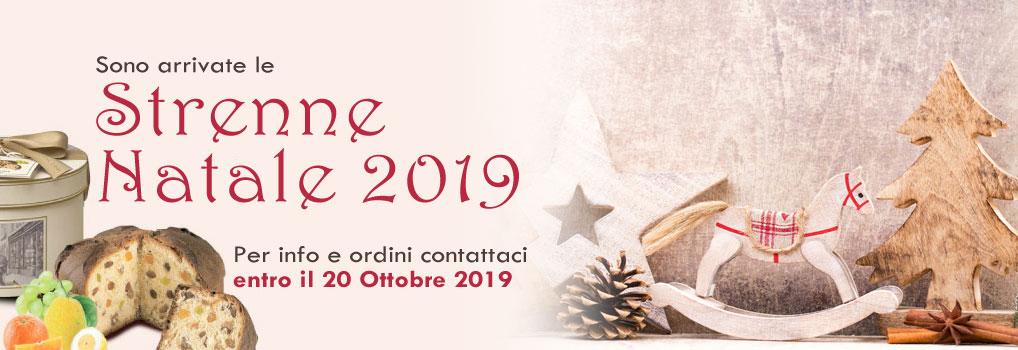 Strenne Natale 2019